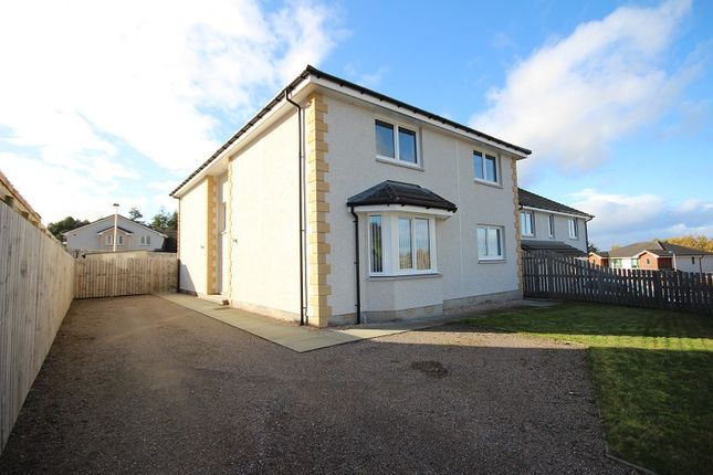 Thumbnail Detached house for sale in 3 Burnside Drive, Westhill, Inverness.