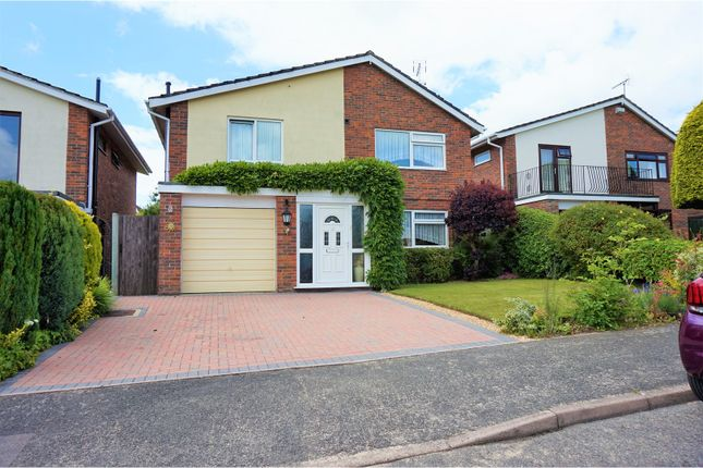 Thumbnail Detached house for sale in Bannister Gardens, Storrington