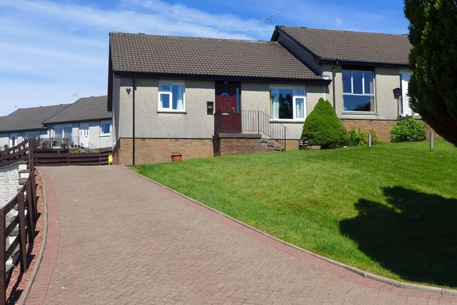 Thumbnail Semi-detached bungalow for sale in 14 Dun Mor Avenue, Kilmory, Lochgilphead