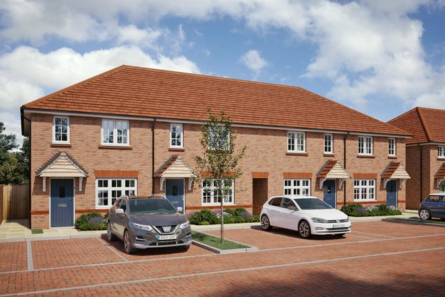 3 bedroom terraced house for sale in Border Close, Shaftesbury