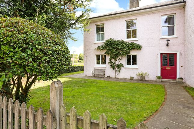 Thumbnail Semi-detached house for sale in Balmoral Close, Alton, Hampshire