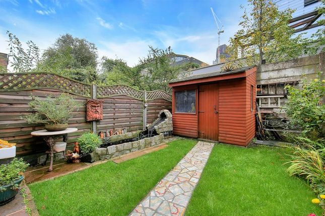 Thumbnail Town house for sale in Manchester Road, London