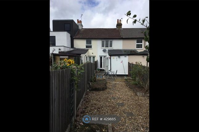 Thumbnail Terraced house to rent in Wellbrook Road, Locksbottom