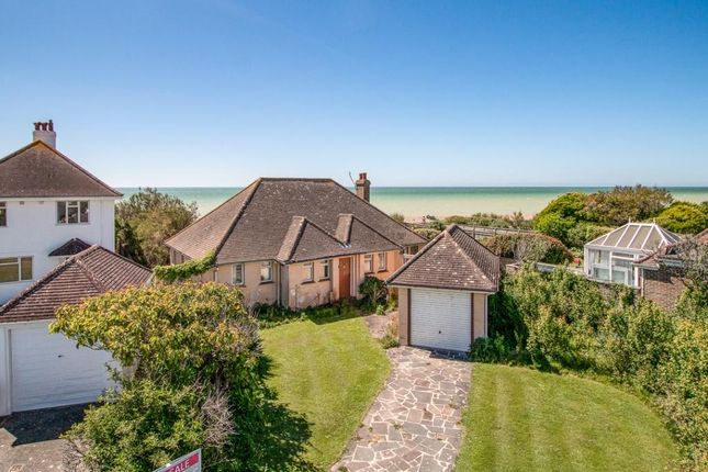 Thumbnail Detached bungalow for sale in Florida Close, Ferring, West Sussex