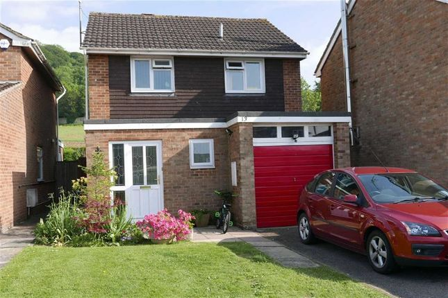 Thumbnail Detached house for sale in Broadmere Close, Cam