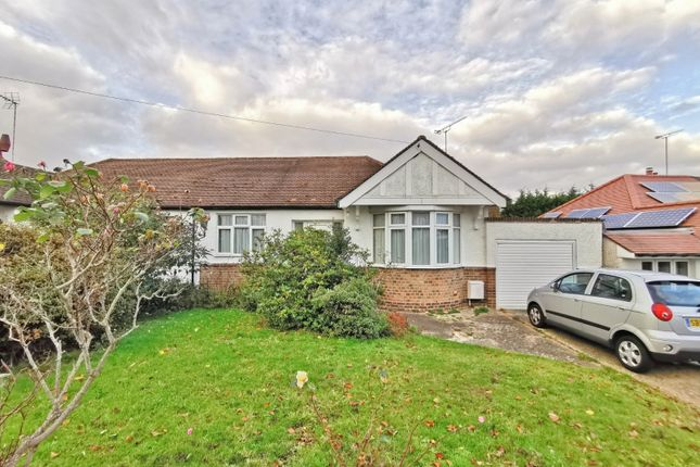 Thumbnail Bungalow for sale in Haslemere Avenue, East Barnet, Barnet