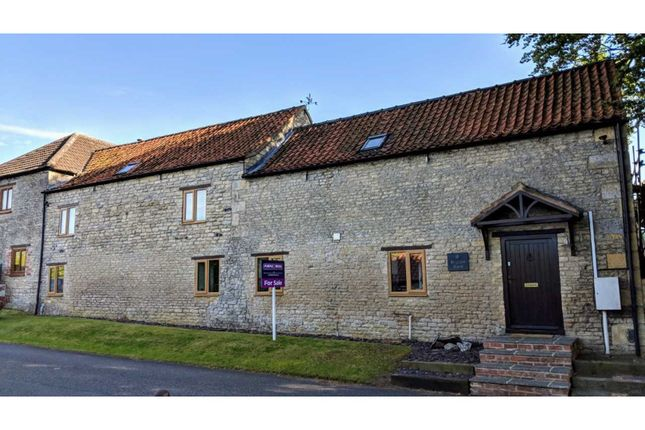 Thumbnail Barn conversion for sale in Byards Leap, Sleaford