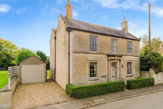 Thumbnail Detached house for sale in Main Street, Sudbrook, Grantham