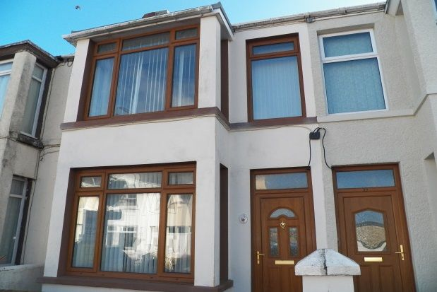 Thumbnail Terraced house to rent in Starbuck Road, Milford Haven