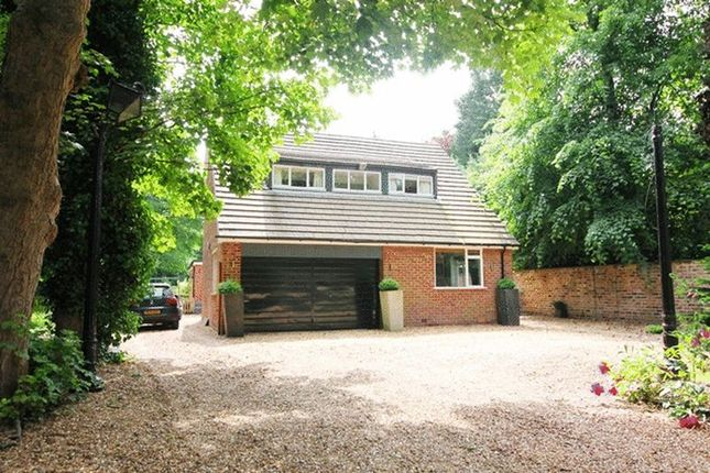 Thumbnail Detached house for sale in Fulwood Park, Aigburth, Liverpool