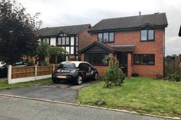 Thumbnail Property to rent in Hazel Drive, Rugeley