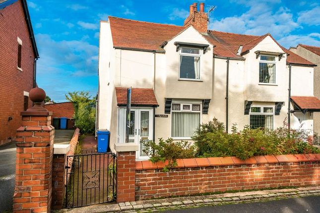 Thumbnail Semi-detached house for sale in Bannister Green, Heskin, Chorley