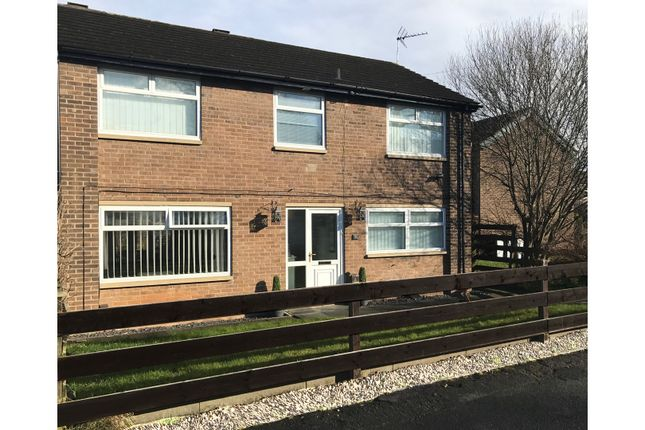 Thumbnail Semi-detached house for sale in Holly Road, Boston Spa