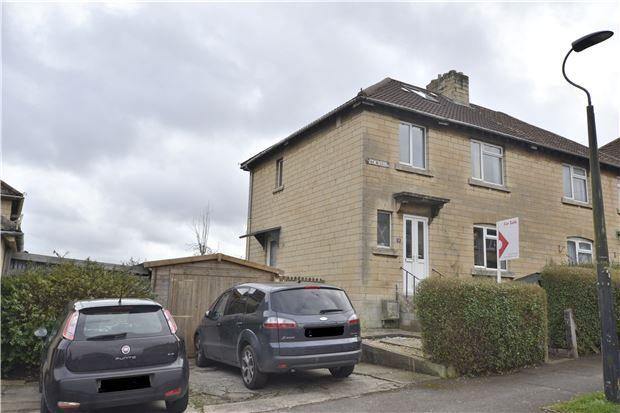Thumbnail Semi-detached house for sale in Oak Avenue, Bath, Somerset