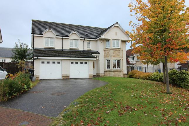 Thumbnail Detached house for sale in Hawk Crescent, Dalkeith