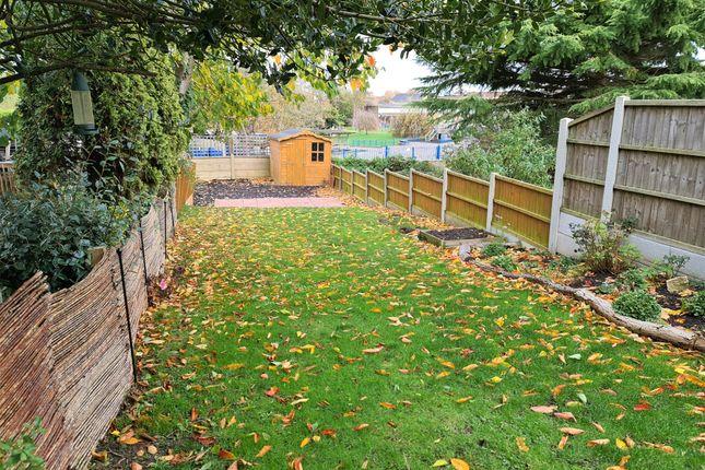 Garden of Love Lane, Rayleigh, Essex SS6