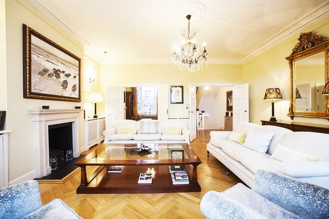 Thumbnail Terraced house for sale in Cheyne Place, London