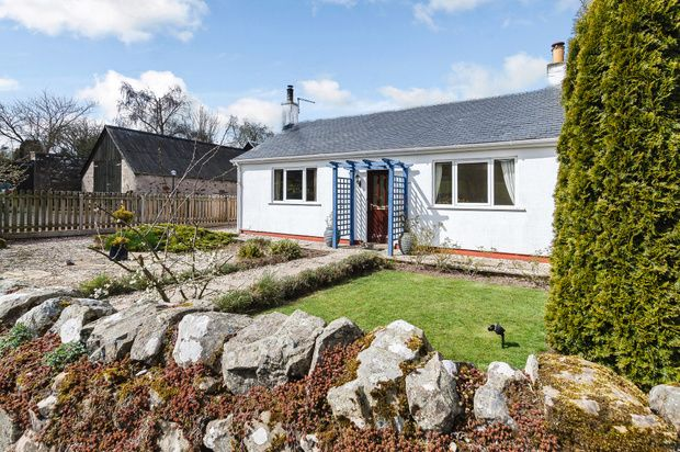 Thumbnail Bungalow for sale in Lanton, Jedburgh