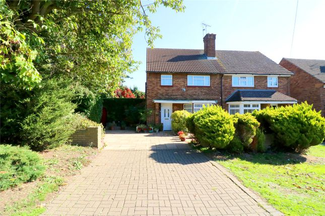 Thumbnail Semi-detached house for sale in The Graylings, Abbots Langley