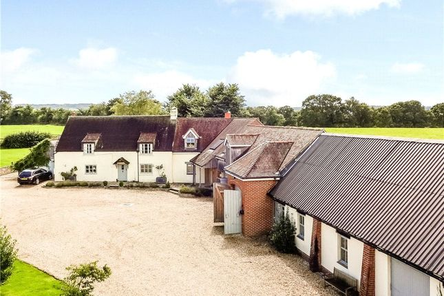 Thumbnail Equestrian property for sale in Kings Stag, Sturminster Newton, Dorset