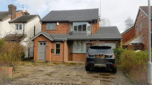 Thumbnail Detached house for sale in Duke Street, Alderley Edge, Cheshire