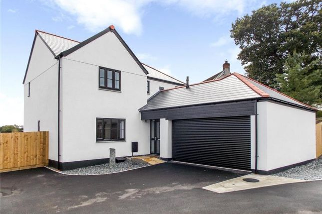 Thumbnail Detached house for sale in Pedlars Orchard, North Petherwin, Launceston