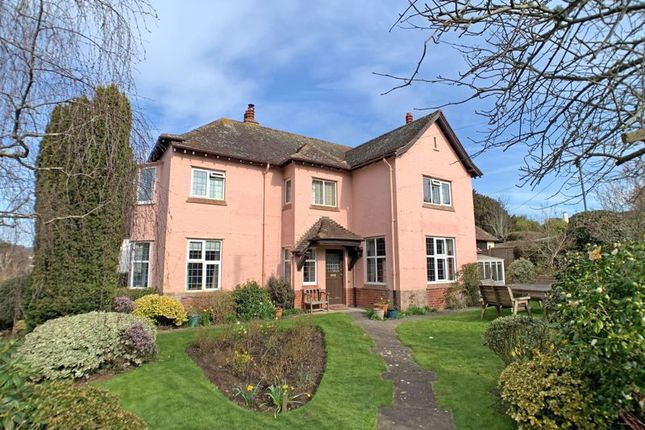 Thumbnail Detached house for sale in Hillside Road, Sidmouth