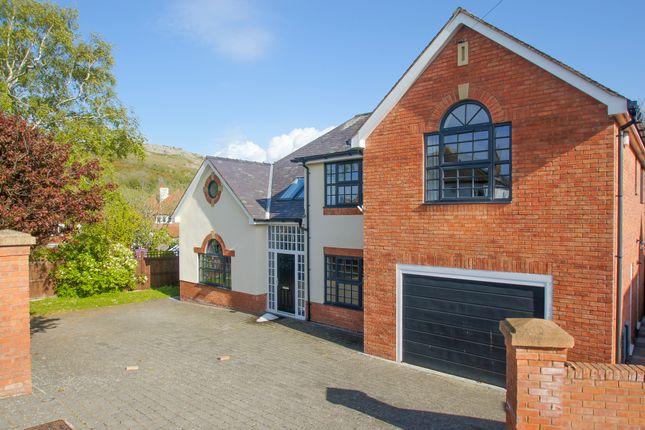 Detached house for sale in Vicarage Court, Vicarage Avenue, Llandudno