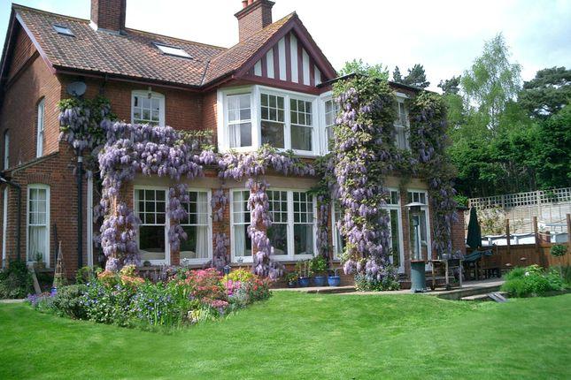 Thumbnail Detached house for sale in Moorfield Road, Woodbridge