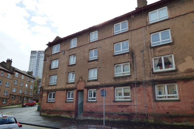 Thumbnail 2 bed flat for sale in East Shaw Street, Greenock