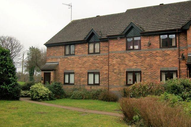 Thumbnail Maisonette to rent in Rosedale, Redan Road, Aldershot