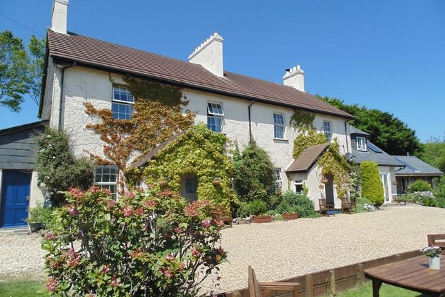 Thumbnail Detached house for sale in Tavistock Road, Okehampton