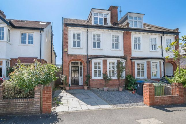 Thumbnail Semi-detached house to rent in Homersham Road, Kingston Upon Thames