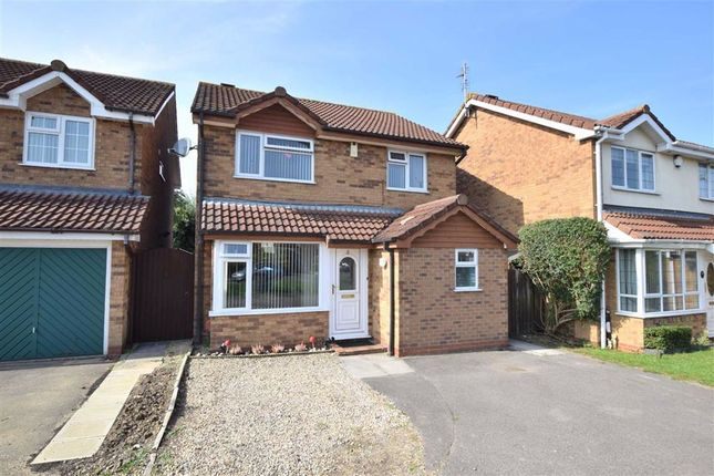 Thumbnail Detached house for sale in Stone Close, Barnwood, Gloucester