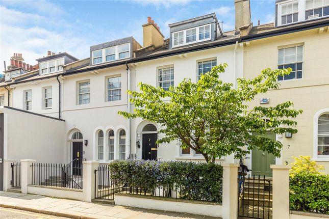Thumbnail Terraced house for sale in Victoria Grove, Kensington, London
