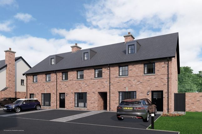 3 bed terraced house for sale in Barton Park, Shore Road, Greenisland BT38