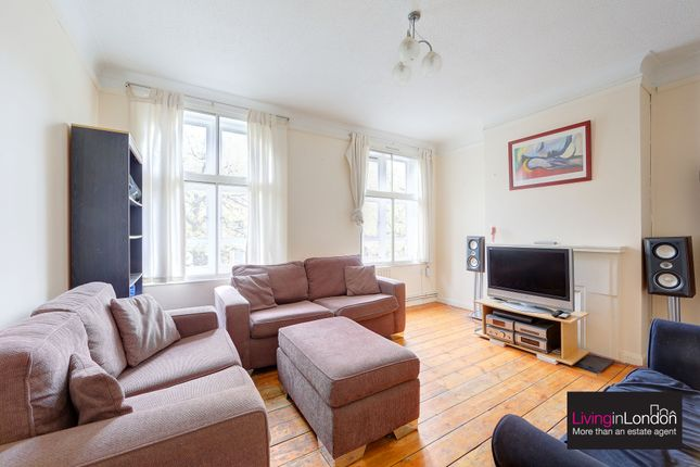 Thumbnail Flat to rent in Fairfield Drive, London