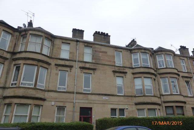Thumbnail Flat to rent in Ledard Road, Glasgow