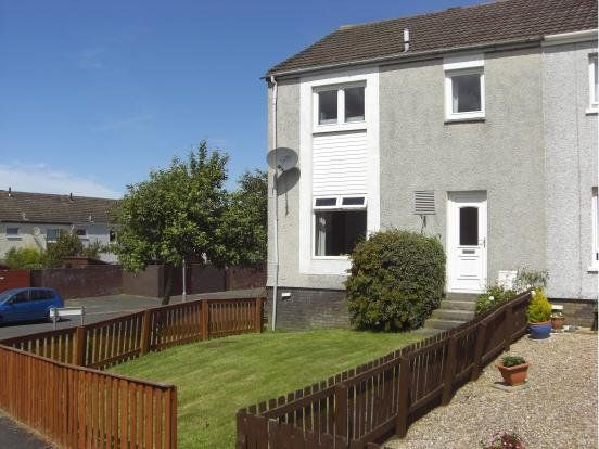 Thumbnail End terrace house to rent in Celandine Bank, Ayr