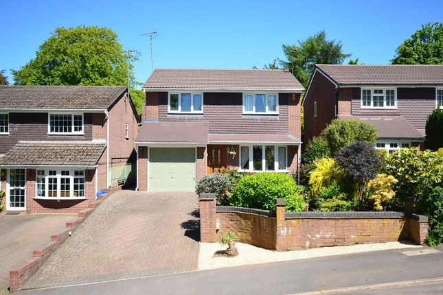 Thumbnail Detached house for sale in Roseacre Grove, Lightwood, Stoke-On-Trent