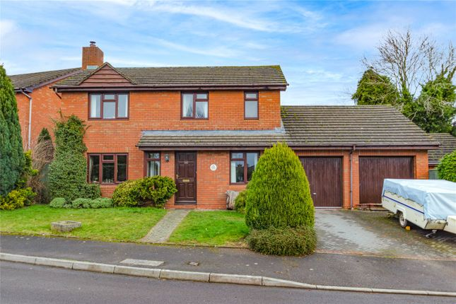 4 bed detached house for sale in The Pippins, Wilton, Ross-On-Wye, Herefordshire HR9