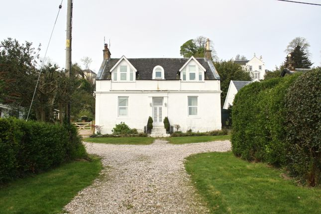 Thumbnail Flat for sale in Glenbeg Cottage, 55 Ardbeg Road, Rothesay, Isle Of Bute