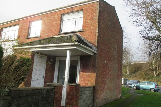 4 bed semi-detached house for sale in Penllyn, Cwmavon, Port Talbot, Neath Port Talbot. SA12