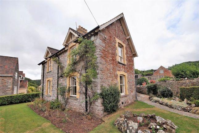 Thumbnail Detached house for sale in Rickford Rise, Burrington, Bristol