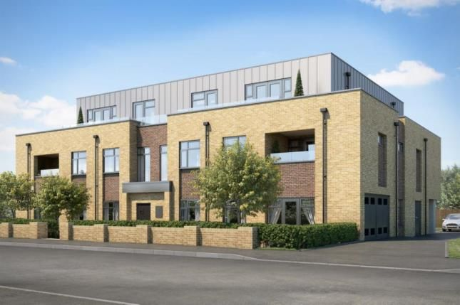 Thumbnail Flat for sale in Zenith Court, 96 Park Hill Rise, Croydon, Surry