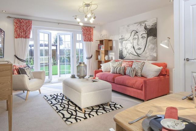 "Thumbnail Semi-detached house for sale in ""Arley"" at Callow Hill Way, Littleover, Derby"