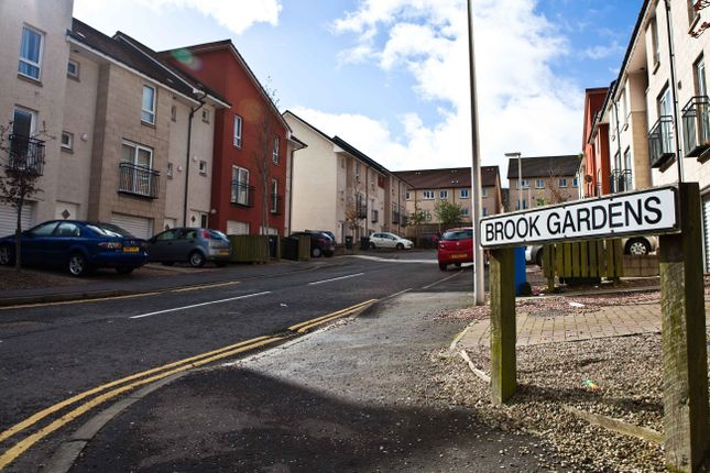 Thumbnail Town house to rent in Brook Gardens, Dundee
