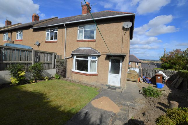 Thumbnail End terrace house to rent in Beech Grove South, Prudhoe