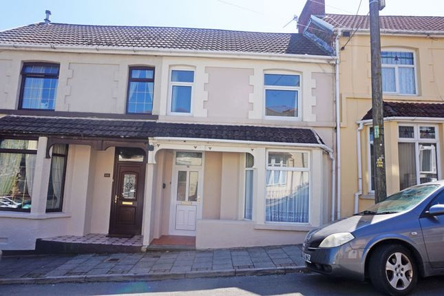 Thumbnail Terraced house for sale in Maes-Y-Graig Street, Gilfach, Bargoed