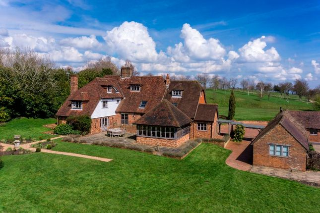 Thumbnail Farmhouse for sale in Bells Yew Green, East Sussex